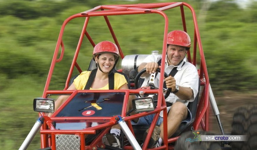 Buggy Tours from Malia