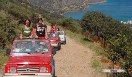Lasithi Crete Jeep Safari
