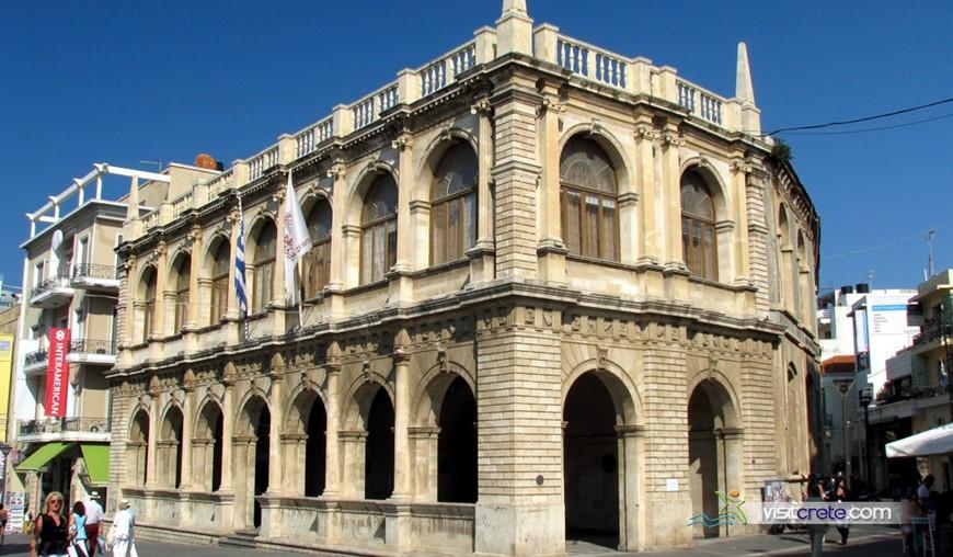 Heraklion city Tour Excursion from Agia Pelagia