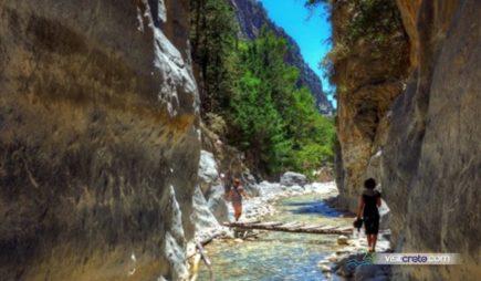 Samaria Gorge Easy way Excursion from Hersonissos, Malia, Heraklion