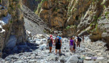 Samaria Gorge Long way Excursion from Hersonissos, Malia, Heraklion