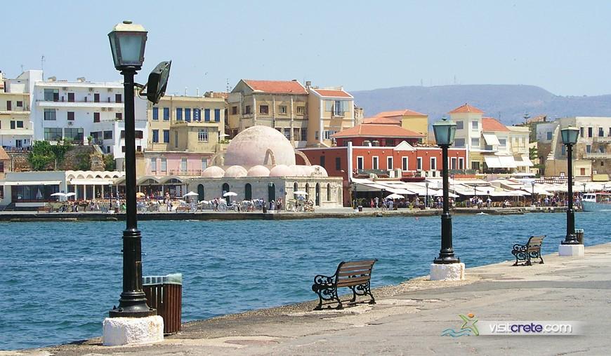 West Crete Excursion from Agia Pelagia