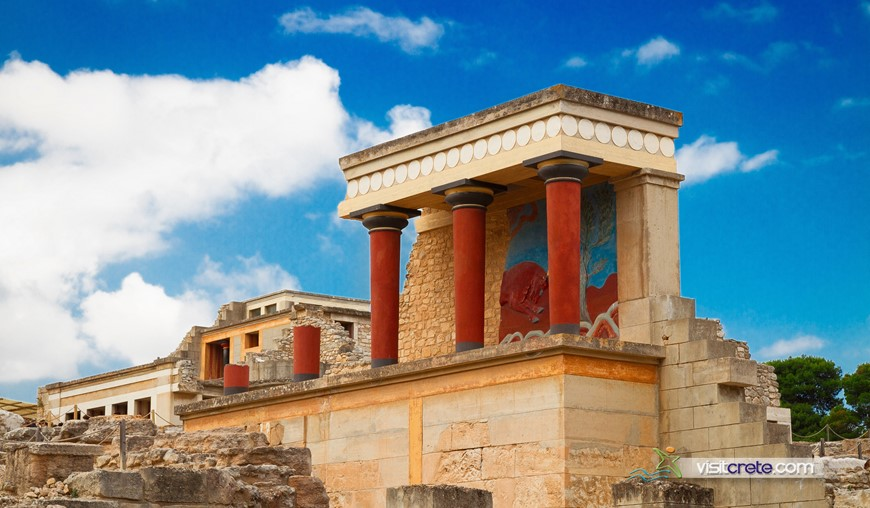 Knossos Palace Excursions, Heraklion Archaeological Museum Excursions