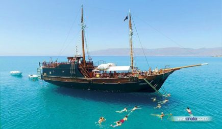 Koufonisi Island Excursion from Heraklion